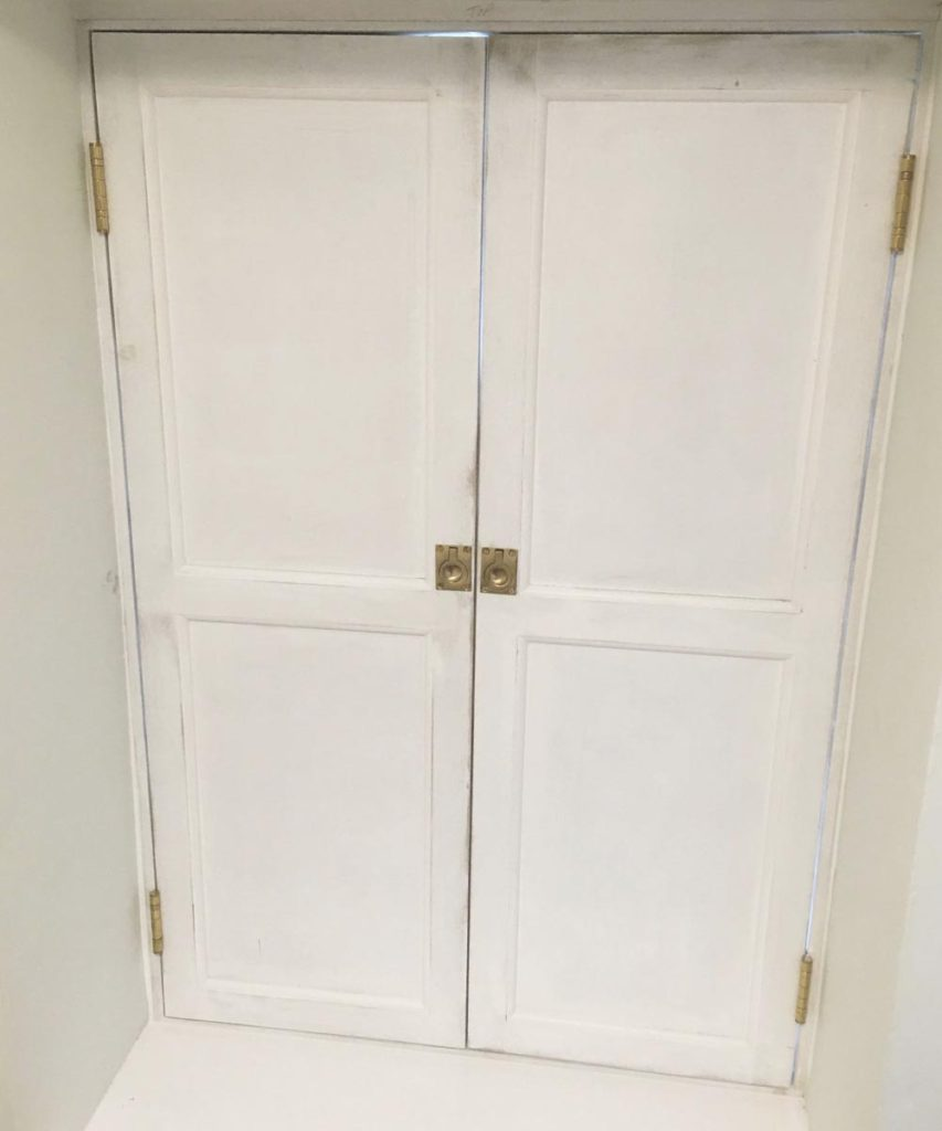 Made To Measure Wooden Bespoke Custom Internal Window Shutters